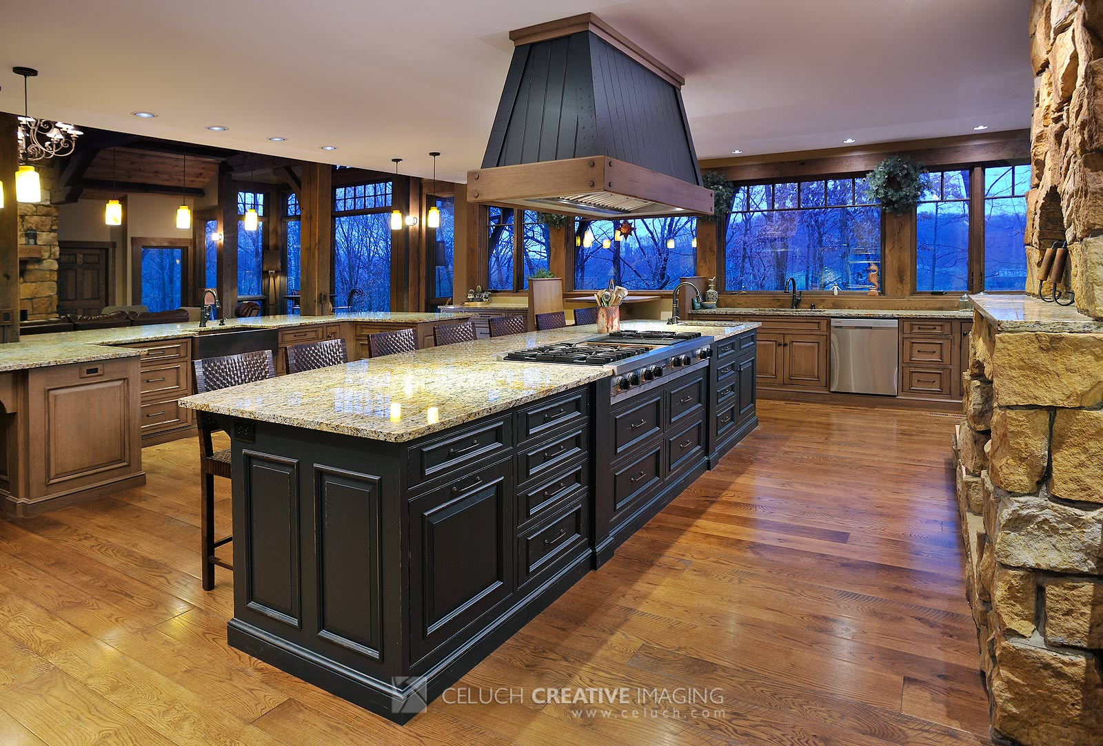 Custom Cabinetry By Mullet Cabinet Flooring By Mount Hope Planing