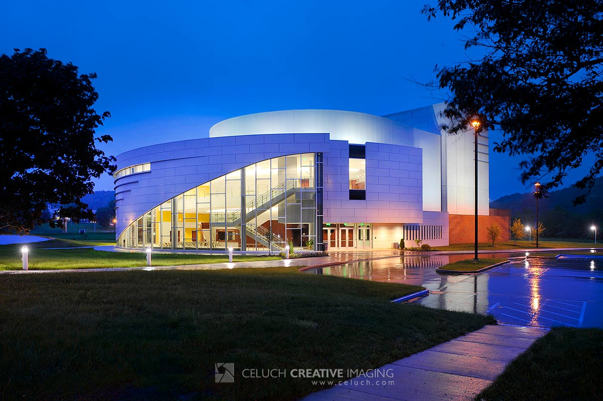 Performing Arts Center At Kent State University Tuscarawas